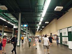 Belmont Park Grandstand