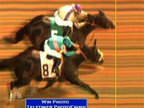 2010 Breeders' Cup Classic Finish