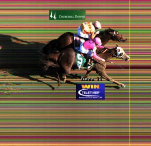 Blind Luck - 2010 Kentucky Oaks Photo Finish