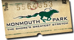 monmouth park logo