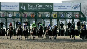 Fairgrounds Horse Racing