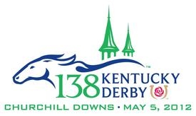 Kentucky Derby 2012 Logo