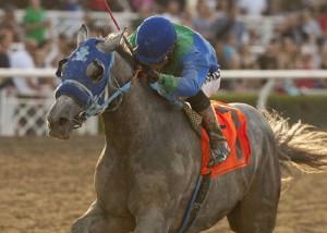 Creative Cause Wins 2012 San Felipe Stakes